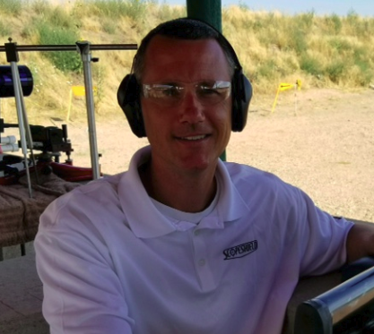 Benchrest Shooting Jason Stanley